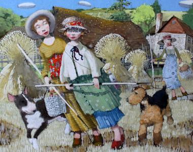 Hybrid Gallery Richard Adams To the Fields
