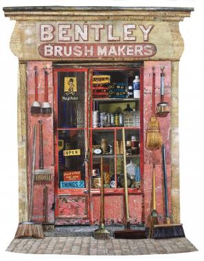 Hybrid Gallery Marian Hill  Bentley Brush Makers