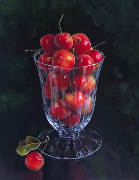 Hybrid Gallery Denise Heywood Cherries