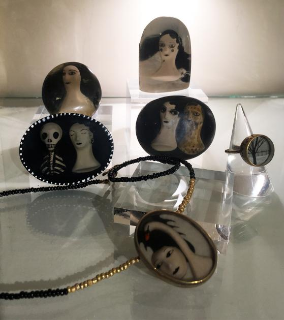 Hybrid Gallery Rachel Larkins jewellery