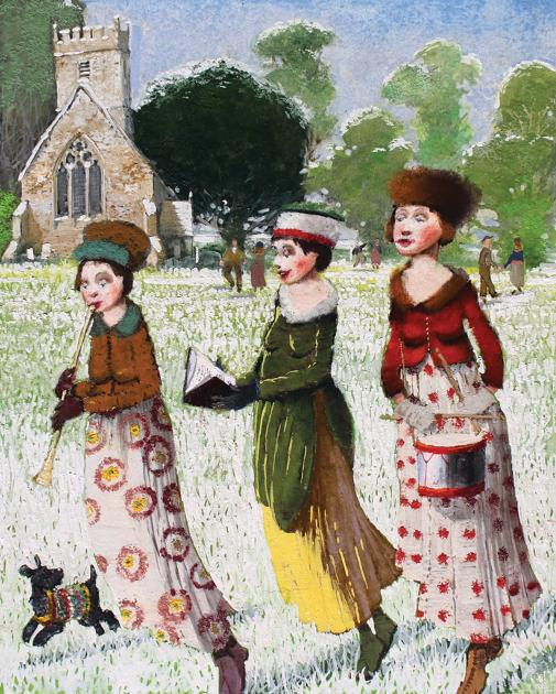 Hybrid Gallery Richard Adams December Song