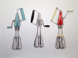 Three Whisks