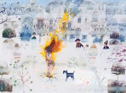 Hybrid Gallery Richard Adams Fire and Ice