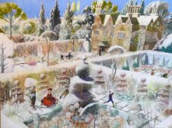 Hybrid Gallery Richard Adams The White Garden, c.2000
