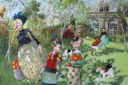 Hybrid Gallery Richard Adams Marmalade for Winter