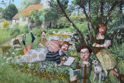 Hybrid Gallery Richard Adams Romantic Fiction