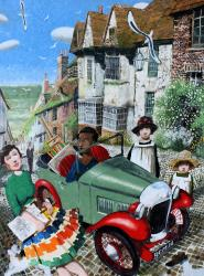 Hybrid Gallery Richard Adams The Artists