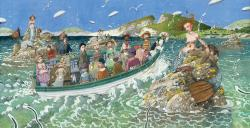 Hybrid Gallery Richard Adams The Islanders