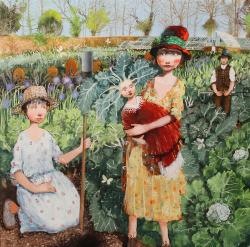 Hybrid Gallery Richard Adams The Little Cabbage