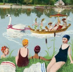 Hybrid Gallery Richard Adams The River