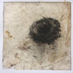 Hybrid Gallery Linda Felcey Moss - Horse Hair - Fleece