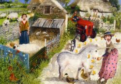 Hybrid Gallery Richard Adams smallholding