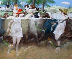 Hybrid Gallery Richard Adams The Crossing