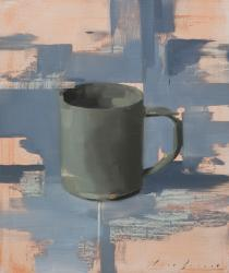 Hybrid Gallery Jon Doran Dark Cup on Grey