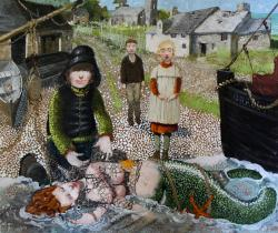 Hybrid Gallery Richard Adams On a Northern Shore