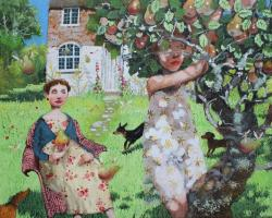 Hybrid Gallery Richard Adams The Pear Tree