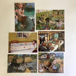 Hybrid Gallery Richard Adams Card collection