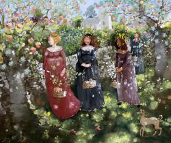 Hybrid Gallery Richard Adams Only Apples
