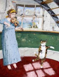 Hybrid Gallery Richard Adams The Lighthouse Keeper's Daughter