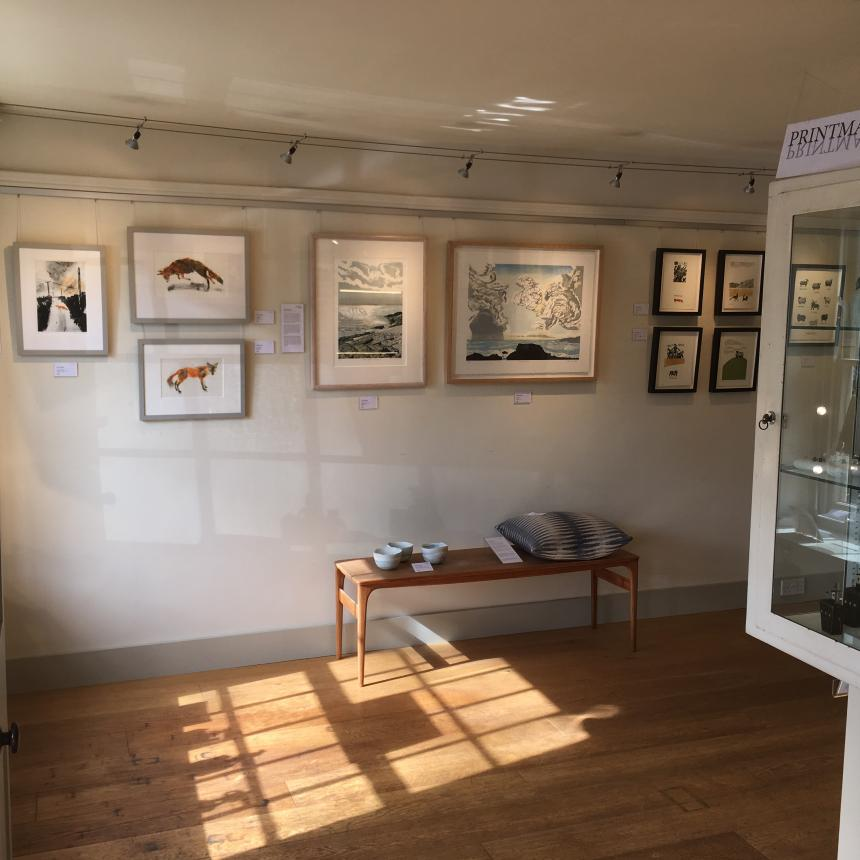 Hybrid Gallery Printmakers