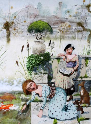 Hybrid Gallery Richard Adams The Old Moat