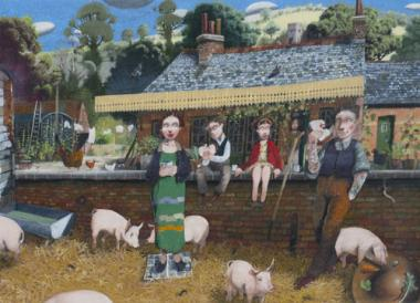 Hybrid Gallery Richard Adams The Old Station