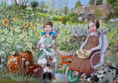Hybrid Gallery Richard Adams Lovely with a Knob of Butter