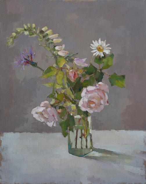 Hybrid Gallery Annie Waring Foxglove and Roses