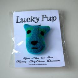 Luck Pup Blue