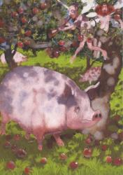 The Dappled Pig