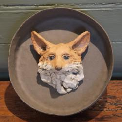 Hybrid Gallery Marieke Ringel No. 67 Fox Head
