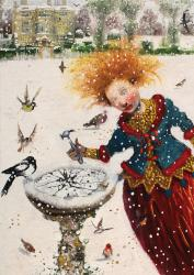 Hybrid Gallery Richard Adams Caring for the Birds