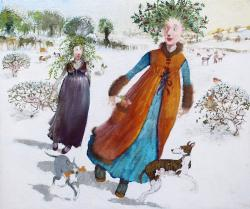 Hybrid Gallery Richard Adams Holly and Ivy